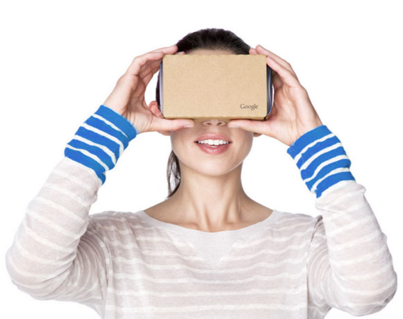 360 Virtual tour compatible with google cardboard